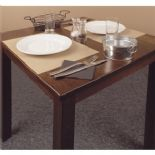 Disposable Paper Table Mats Cream